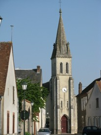 St Brisson Eglise